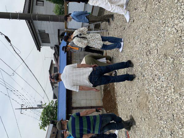 井戸掘り体験セミナー